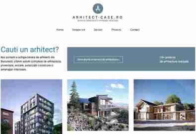Arhitect Case