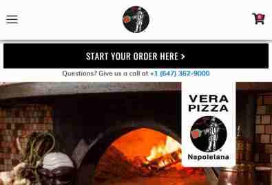 Vera Pizza Napoleta